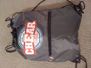 ChEAR Squad Swag Bag