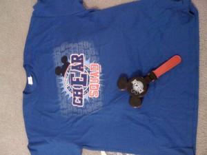 ChEAR Squad T-Shirt & Clapper